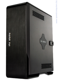 In Win CHOPIN Black Mini-ITX черна кутия