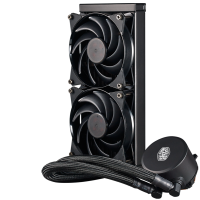 Cooler Master MasterLiquid 240 + TR4 Bracket Water Cooler Водно охлаждане