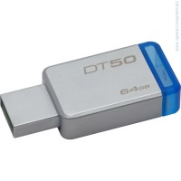 KINGSTON 64GB DataTraveler 50 USB 3.0 Flash памет