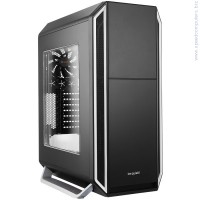 Be quiet! SILENT BASE 800 BlackSilver Window Кутия