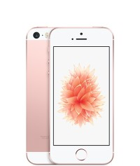 Apple iPhone SE 16GB Rose Gold реновиран смартфон