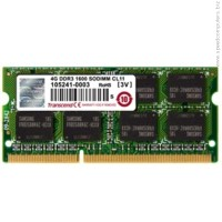Transcend 4GB DDR3 1600MHz SODIMM памет за лаптопи