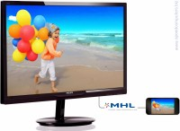 "Philips 284E5QHAD 28"" Slim LED MVA Full HD монитор"