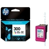Консуматив HP 300 Tri-color Ink Cartridge
