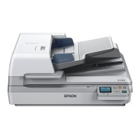 Epson WorkForce DS-60000N скенер бял