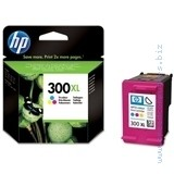 HP 300XL Tri-colour Ink Cartridge with Vivera Inks, 11ml, HP Deskjet D2560