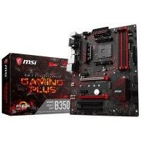 MSI B350M GAMING PLUS AM4 Ryzen Дънна платка
