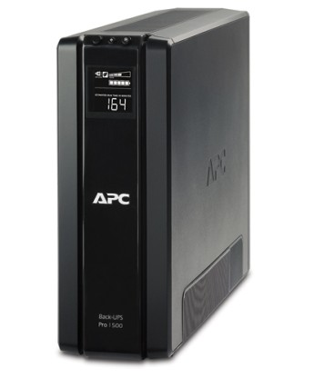 APC Power-Saving Back-UPS Pro 1500, 230V, Schuko Вх.напрежение: 230 , 50-60 HzИзх. мощност: 865 Watts, 1500 VAБрой изводи: 6Тип изводи: (3) Schuko CEE 7 (Battery Backup), (3) Schuko CEE 7 (Surge Protection)Защити: RJ-11 Modem/Fax/DSL protection (two wire single line),RJ-45 Modem/Fax/DSL protection (four wire dual line)