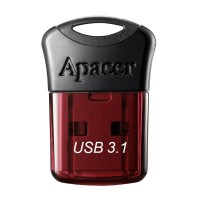 Apacer AH157 32GB Red Super-mini USB 3.0 Flash памет