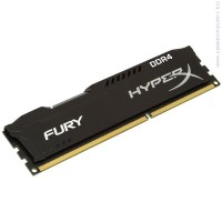 KINGSTON HyperX FURY 4GB DDR4 2666Mhz Памет