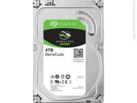 Seagate BarraCuda Guardian 4TB 64MB SATA III 6.0Gb/s Твърд диск