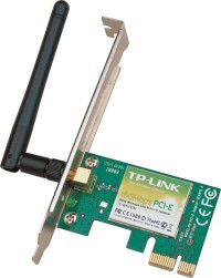 TP-LINK TL-WN781ND 150Mbps Wireless PCI Express Adapter
