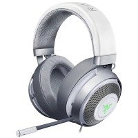Razer Kraken 7.1 V2 OVAL Mercury Edition геймърски слушалки