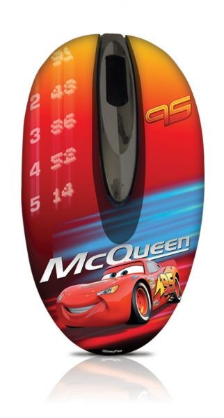 Оптична мишка DISNEY MINI CARS   Sensor type