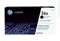 Консуматив HP 26A Black Original LaserJet Toner Cartridge (CF226A)