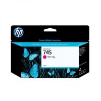 HP 745 Ink Cartridge Magenta 130 ml консуматив
