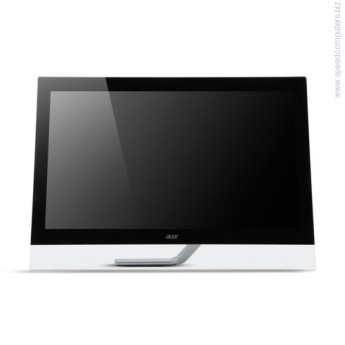 Acer Touch T232HLAbmjjz IPS LED 23 Full HD тъчскрийн монитор Monitor Acer Touch T232HLAbmjjz ( IPS LED) 23'' (58cm) Wide Touch with ZeroFrame and MHL,Format: 16:9 Resolution: Full HD (1920x1080), ZeroFrame IPS LED Touch, Response time: 5ms Contrast: 100M:1 Brightness: 300 cd/m2, 2xHDMI with MHL Speakers USB 3.0 Hub (1up 3down) EURO/UK EMEA MPRII Black ACM Acer EcoDisplay, 2 years warranty