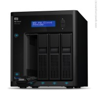 Western Digital My Cloud PR4100 4-bay 0TB USB 3.0 Сторидж