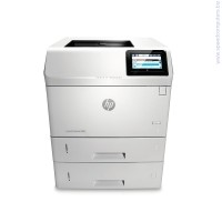 Лазерен принтер HP LaserJet Enterprise M605x