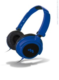 Meliconi Headphone Fold HP SMART Blue Стерео слушалки
